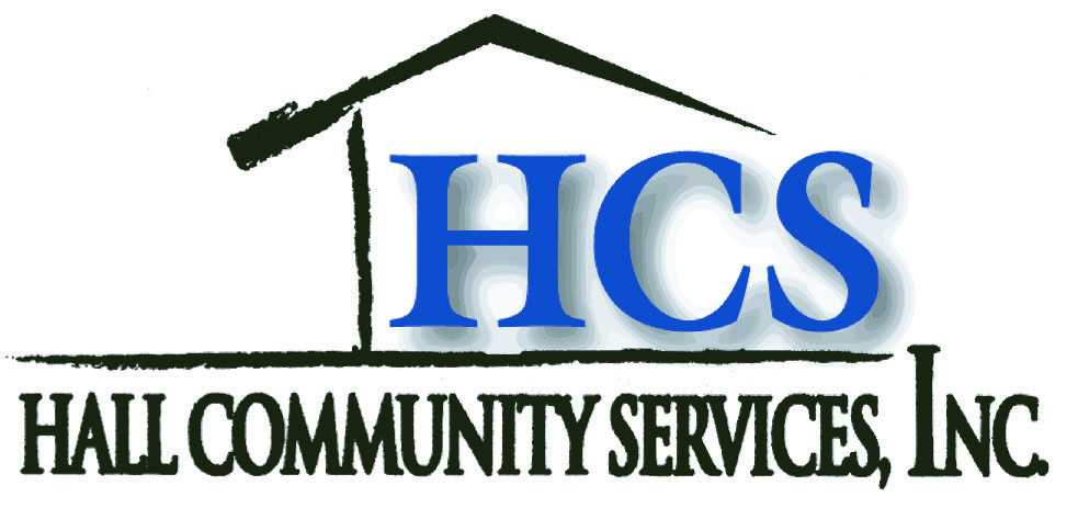 Hall Community Services logo